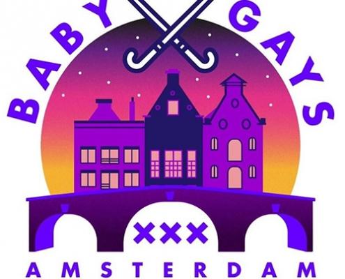 Pink Hockey Amsterdam