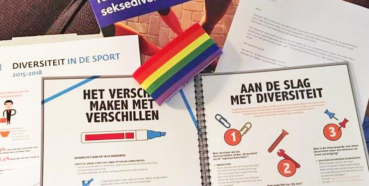 Symposium Diversiteit in de Sport
