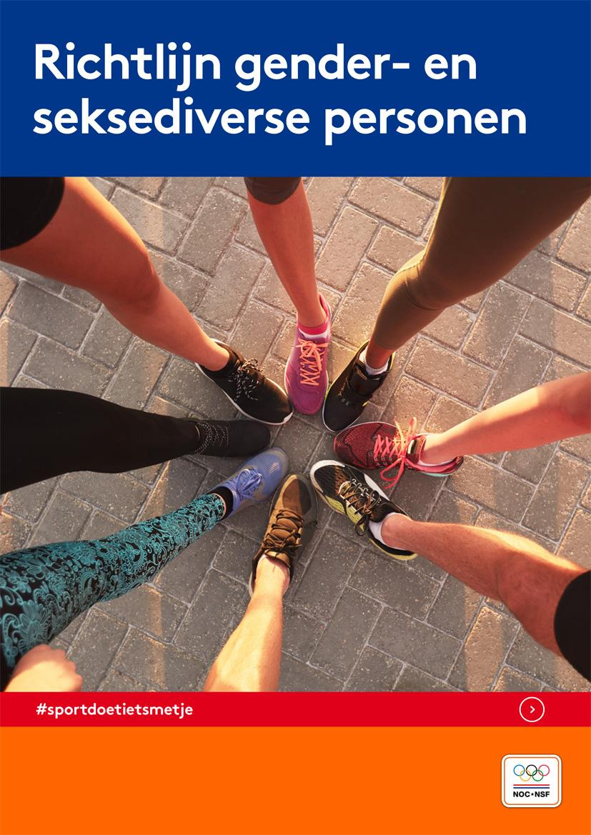 NOCNSF - Richtlijn gender- en seksediverse personen