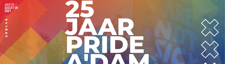 Pride Amsterdam 2021