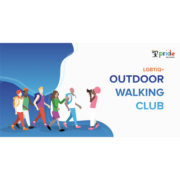 Pride and Sports LGBTIQ+ Outdoor Walking Club