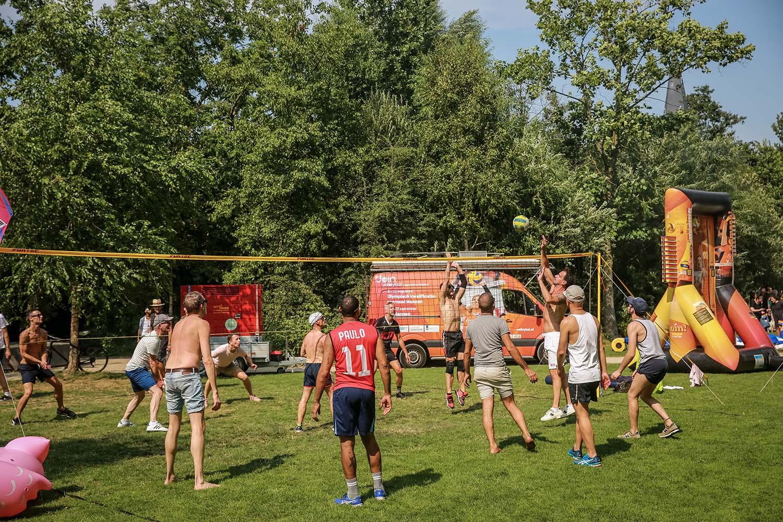 Pride Park - Volleybal